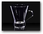 Ypsilon Tea glass  » Click to zoom ->