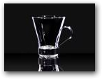 Ypsilon Coffee glass  » Click to zoom ->